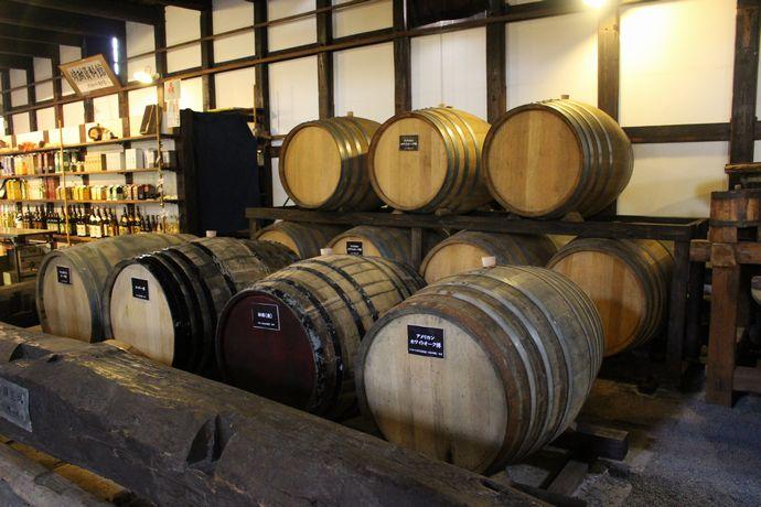 田苑酒造焼酎資料館:年2回クラシックコンサートが行われる酒蔵で知る田苑の歴史 @薩摩川内市