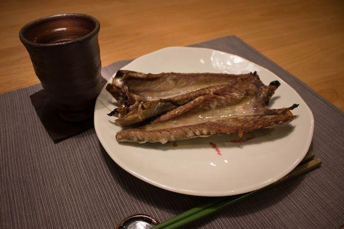 カツオの腹皮:焼酎の文化と共にある最高のつまみ