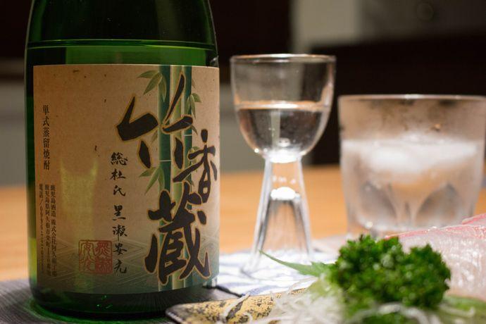焼酎 竹香蔵
