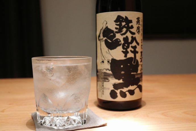おすすめ焼酎「薩摩鉄幹 黒」:昔からの芋焼酎好きも納得のうまさ!