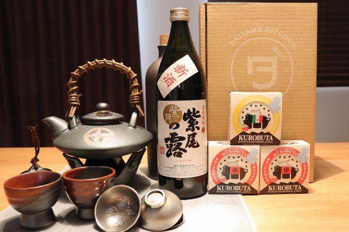 だいやめキッチン:厳選された焼酎が毎月自宅に届き、おつまみレシピも多数紹介!焼酎好き歓喜のサービスがついに解禁!