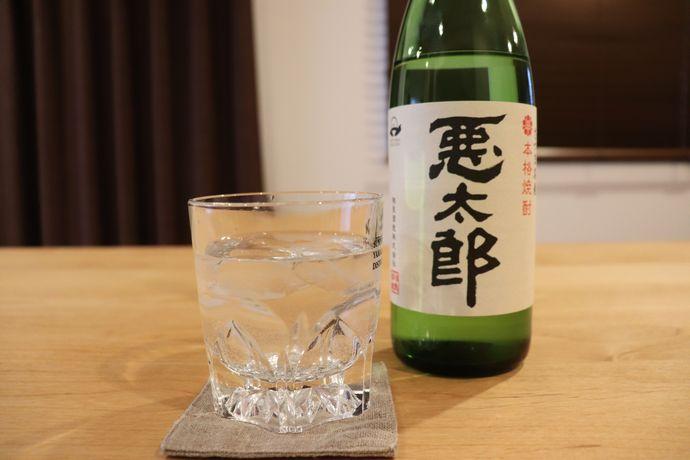 悪太郎:相良酒造が挑んだ爽やかで風味豊かな焼酎!