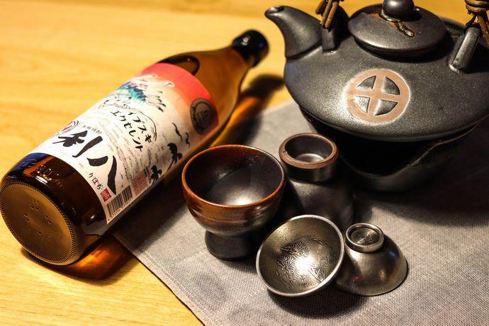指宿エクセレント利八:他にはない!新種の麹菌とジョイホワイトの掛け合わせた焼酎