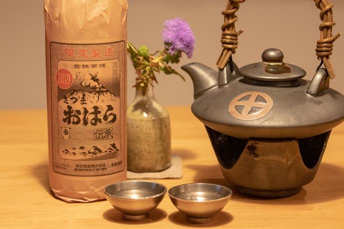 """伝承 さつまおはらにごり:昭和時代の製造法で生まれた""""にごり""""の美味さがここにある!"""