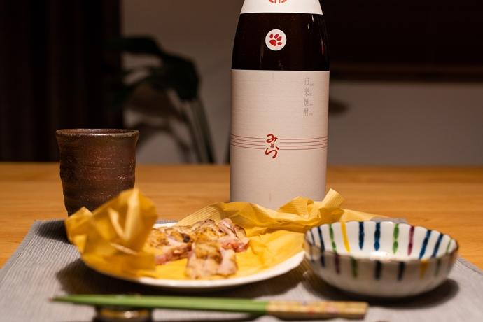 市来焼酎みとら:焼き芋仕込み完全無濾過焼酎の濃厚さを堪能!